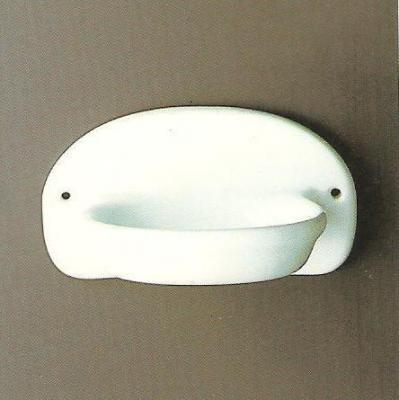 Jabonera de pared de porcelana accesorios de cer mica for Jabonera de pared bano